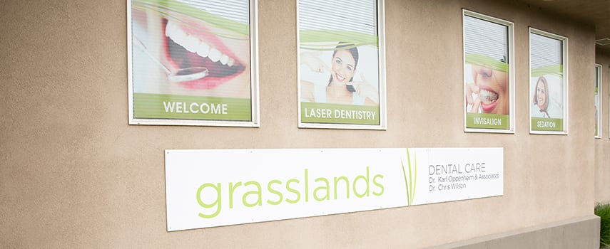 Contact Grasslands Dental, Kamloops